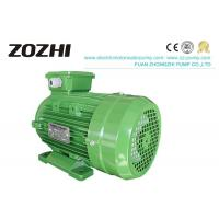 MS Series Fan Cooled Three Phase Induction Motor Asynchronous With Aluminum Housing Manufactures