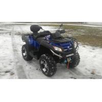 800cc V-Twin 4 Valves 4 Stroke Sport Utility ATV 46kw 6700rpm With Water Cooled Manufactures