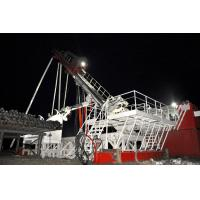 Oilfield Slant Top Drive Oil Rig Suitable Horizontal Directional And Vertical Wells Manufactures