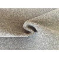 """Hongmao Comfortable Stretch Wool Fabric , Woolt Fabric 57 / 58"""" Manufactures"""