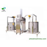 China semi-automatic stainless steel pure tomato juice extracting machine/vegetable juice making equipment on sale