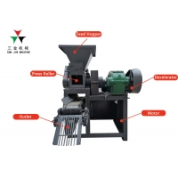 China 14r/Min 3t/H BBQ Charcoal Briquette Making Machine on sale