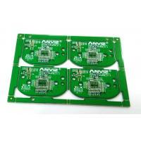 4 Layers 1OZ FR4 Green Soldermask CCTV Camera PCB  With ROHS REACH UL Manufactures