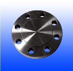 Carbon Steel Blind Flange (CS-FLANGEBL0003) Manufactures