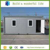 Light steel frame modular construction prefab office container house Manufactures