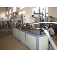 Single Screw Plastic Extrusion Machine 100KW For PE HDPE Pipe Manufactures