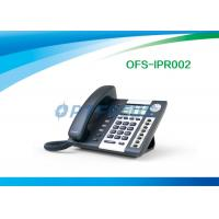 Corded Telephones POE IP Phone 4 SIP lines 3.2 224 x 128 Pixel LCD Dual Ethernet Port Manufactures
