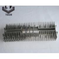 Double Layer Extruded Aluminum Heat Sink Customized AL6063 T5 Fin For Indurstrial Manufactures