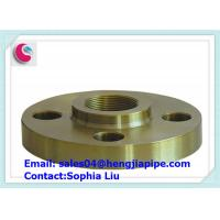 China ASME B16.5 NPT FLANGES on sale