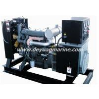 China 16KW Deutz marine diesel genset on sale