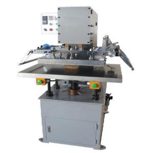 China Large Size Flat Hot Stamping Machine on sale