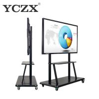 China Integrated Infrared Touch Screen Monitor , FHD Smart Board Interactive Whiteboard on sale