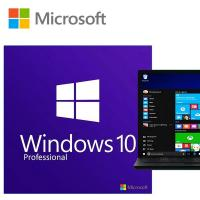 Microsoft Windows 10 Professional Key Code Valid Forever Computer Hardware Manufactures