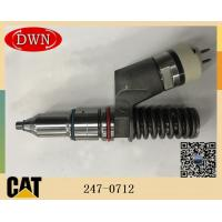 Caterpillar C13 Excavator Engine Fuel Injector 247-0712 2470712 Manufactures