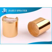 Easy Open Plastic Flip Top Caps Bright Smooth Dispenser Leakproof 20mm 28mm 30mm Manufactures
