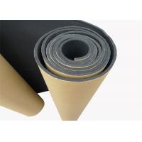 Fireproof Acoustic Insulation Material Sound Dampening Open Cell Foam 1m Width Manufactures