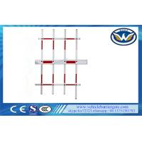Automatic Gate Arms Three Fence Arm For Parking Barrier Gate Manufactures