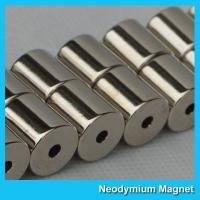 Quality Pneumatic Radial Cylinder Neodymium Magnet Super Strong High Performance for sale