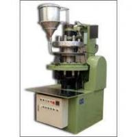 Double Press Type Powder Compacting Press Machine , Compact Powder Pressing Machine Manufactures