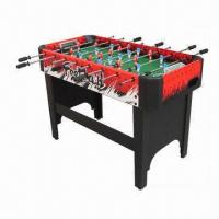Promotional Style Football Table with Sized 121 x 60.2 x 83.5cm Manufactures