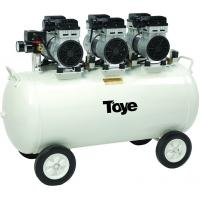 Quality Anti over heat supler Silent Oilless Air Compressor For Six Dental Chair Units for sale