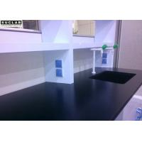 DTC Hinge Chemical Resistant Lab Tables 750 / 1500x850mm Or Custom Made Manufactures