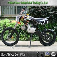 China 2015 New Style Off-road Pit Bike 110CC 125CC Kick Start Dirt Bike with CE ISO on sale