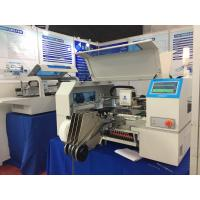 China 60 Feeders Benchtop SMT SMD Pick and Place Machine Auto Feeder with 2 CCD cameras on sale