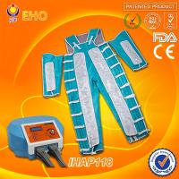 hot sale professional air pressotherapy , body slimming pressotherapy machine IHAP118 Manufactures