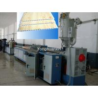 Buy cheap PVC panel extrusion machine from wholesalers