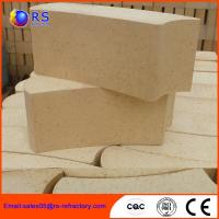 Arc Shaped High Alumina Brick For Cement Industry , Power Plant , Steel Plant Manufactures