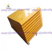 Quality corner protection for offshore structures abrasion and impact resistant UHMWPE for sale