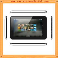 A20 dual core 7inch narrow side 2G tablet phone with GSM 850/900/1800/1900/blutooth/wify Manufactures