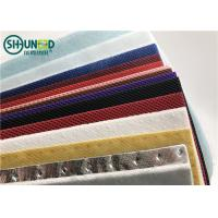Biodegradable Medical Spunbond Polypropylene Fabric / Recycled Non Woven Fabric Manufactures