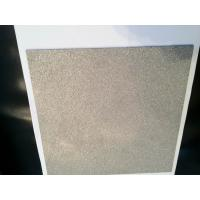 China Titanium Anode Plate,Sintered Titanium Anode Plate,Sintered Disk on sale