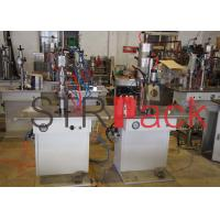 Vacuum Food Packaging Aerosol Filling Machine With Plc And Touch Screen Manufactures