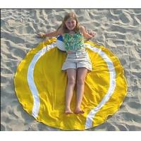 Children or Adults Summer Round Circle Beach Towel 100% cotton Reactive Printing Manufactures
