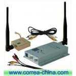 1.2GHz and 1.3GHz 800mW wireless AV transmitter kit Manufactures