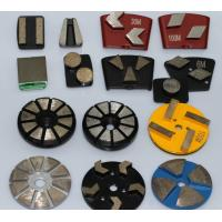 China Metal bond Diamond Toolings For All Kinds Of Floor Grinders on sale