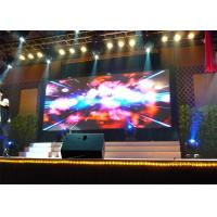 Good Visualization Indoor Advertising LED Display P10 For Theaters / Hotels Manufactures