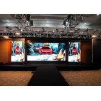Full Color PH6 Indoor Stage Led Screen Display for Show / Performance Manufactures