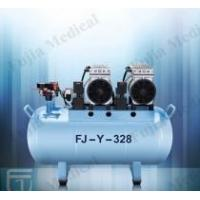 silent oilless air compressor FUJIA Y-328 Manufactures
