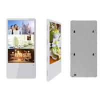 1920*1080 Resolution Digital Signage Monitor Display , Wall Mounted Video Wall Manufactures