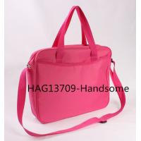 420D polyester briefcase red color document bags-HAG13709 Manufactures