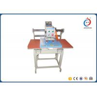 Multicolor Automatic Heat Press Machine With Heating Plate Movable Manufactures