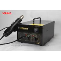 Temperature Controlled SMD Hot Air Rework Station Lead Free Machine , Yihua 850b Manufactures