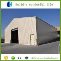 2017 prefabricated steel frame structure industrial warehouse construction company Manufactures