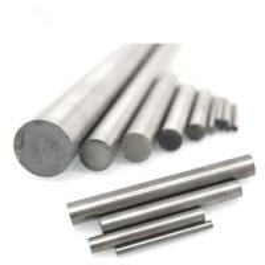 China Unground 10% Cobalt Tungsten Carbide Round Bar , Solid Carbide Rods on sale