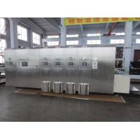 Buy cheap Full Automatic Corrugated Carton Box Making Machine With Die Cutting from wholesalers
