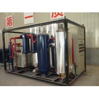 Cryogenic Oxygen Nitrogen Gas Plant , Low Pressure Oxygen Manufacturing Plant Manufactures